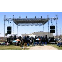 Quality Lighting Truss Screw Truss Apply To Modern Music Show TUV SGS 400*600mm for sale