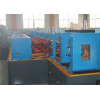 Buy Professional Automatic ERW Tube Mill , Carbon Steel Welded Pipe Mill at wholesale prices