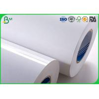 Quality Jumbo Roll High Glossy Art Paper 180gsm 200gsm 220gsm For Magazines Printing for sale