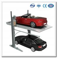 China Car Lifts for Home Garages Car Lifting Equipment Car Parking Lifts Car Park System on sale
