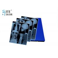 China Blue Laser X Ray Film Digital X Ray Film For CT MR Equipment Image Output on sale