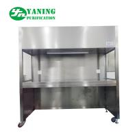 Quality 304SUS Vertical Laminar Airflow Cabinet Durable For Double Person In Clean Room for sale