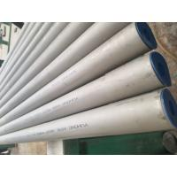 Quality Inconel 600 Nickel Alloy Pipe ASME SB167 UNS NO6600 Material For Heat Exchanger for sale