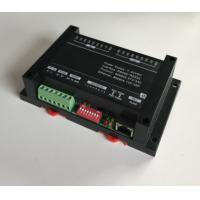 Quality RS232 RS485 Ethernet Modbus RTU IO Module Slave Multiple Channel DI AI DO PT100 for sale
