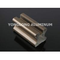 Quality 6063 6061 Extruded Polished Aluminium Profile For Door And Window for sale
