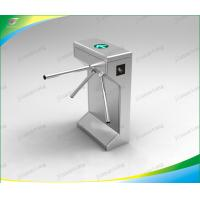 Quality Security Bi-Directional Tripod Turnstile Gate Control System 110/220-240V for sale
