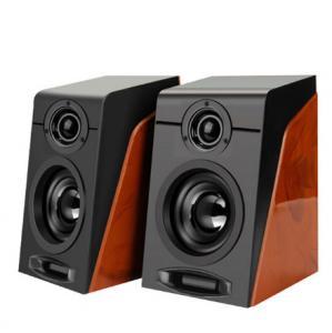 Quality Mini 920 HIFI Desktop Speaker , USB2.0 Subwoofer Sound High End Bookshelf Speakers for sale