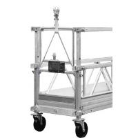 Quality Window Cleaning Machine Powered Suspended Access Platforms 800kg - 1200kg for sale