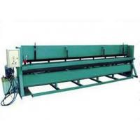 Buy cheap 380V 50Hz Sheet Metal Cutting MachineWith Cr12 Cutting Blade Material from wholesalers