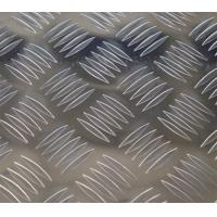 Buy Color Coated Polished Aluminum Checkered Sheet Thickness 1.5mm - 6mm , Diamond Plate Sheets at wholesale prices