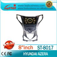 Quality Remote Control GPS Hyundai DVD Player Built-in AM/FM Radio for sale