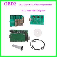 Quality 2012 New UPA USB Programmer V1.2 with Full Adaptors for sale