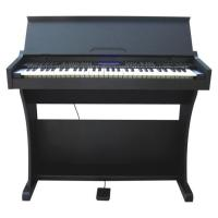 Quality Black 61 Key Electronic Keyboard Piano Small Upright Piano RoHS / LVD / EMC MK-933 for sale