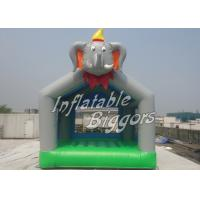 Buy Elephant Balloon Commercial Inflatable Bouncers / HR4040 Inflatable Jumpers For Rent at wholesale prices