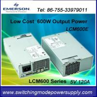 Buy cheap ASTEC LCM600E 5V 120A AC-DC power supply from wholesalers