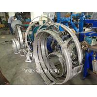 Buy Mitsubishi PLC Spiral Tube Forming Machine F1500C Two Working Styles at wholesale prices