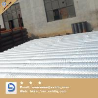 Quality bridge slotted oil screen pipe from chinese factory for sale