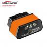 Material ABS WIFI Diagnostic Scanner KONNWEI KW903 For 12V Gasoline / Diesel Cars for sale