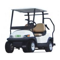 Buy 3.7 Kw Motor Power 4 Wheel Drive Mobility Scooter White Electric Golf Car at wholesale prices