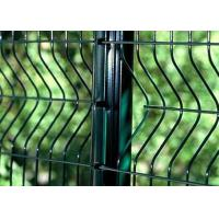 Quality PVC Coated Welded Wire Mesh Panels For Area Protection , Eco Friendly for sale