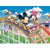 Quality High Glossy Surface Bamboo Fiber Board Cartoon Mickey And Donald Fireproof for sale