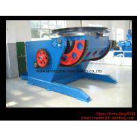 Quality Tank / Vessel Auto Welding Positioners VFD Control Self Adjustable Table With Foot Switch for sale
