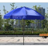 Quality Promotion Advertising 190T Polyester Parasol Sun Beach Umbrella for sale