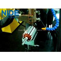 Buy Welding The Copper Wire Commutator Hook Fusing Machinery / Machinery For Mixer at wholesale prices