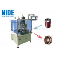 Quality Bladeless Fan Electric Motor Winding Equipment 1400 X 1000 X 2000mm Plc Controlled for sale
