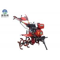 China Latest Agriculture Farm Machinery Small Gas Rototillers For Walking Tractor for sale