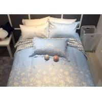 Buy Embroidered Modern Bedding Sets 4Pcs Logo Customized With Different Size at wholesale prices