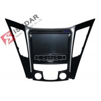 Quality Multipoint Touch Screen Android Auto Car Stereo HYUNDAI SONATA Dvd Player With GPS for sale