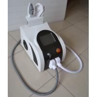 Quality Portable IPL SHR Hair Removal Elight Skin Rejuvenation Tightening Two Handles Machine for sale