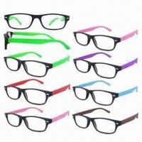 Quality Fashionable Reading Glasses with Soft Touch, Available in Various Colors for sale