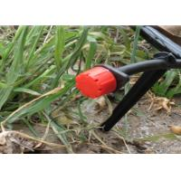 Quality Low Pressure Greenhouse Irrigation System 8 Holes Adjustable Holes Dripper for sale