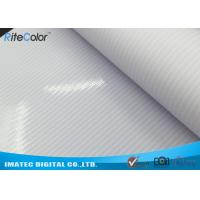 Quality Glossy Solvent Frontlit PVC Flex Banner Material Canvas For Outdoor Light Boxes for sale