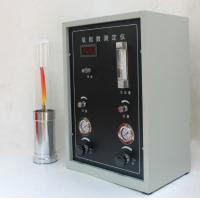 Buy ASTM D 2863 ISO 4589-2 Flammability Testing Equipment , Digital Oxygen Index Tester at wholesale prices