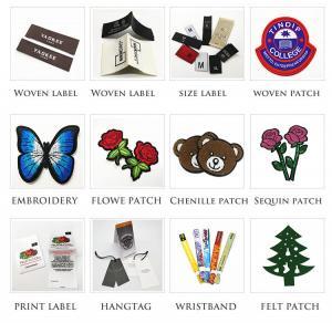Quality Custom cheap Clothing Tags / Hang Tag / Garment Hangtag supplier for sale