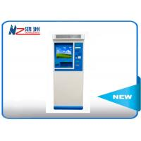 Buy cheap IP66 interactive touch screen information kiosk self check in kiosk with from wholesalers