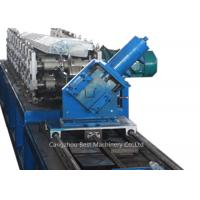 Quality Automatic Metal Stud And Track Roll Forming Machine 350mm H- Beam Main Frame for sale