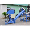 Custom Mesh Plastic Crusher Machine  Power 800 kg/H For Film Woven Bag for sale