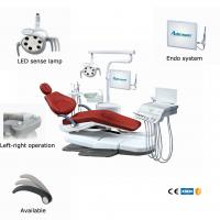 Buy Complete dental chair for left hand dentist with CE & ISO at wholesale prices