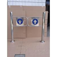 Quality Indoor 970Mm Swing Gate Barrier Mechanical For Shopping Mall Center for sale