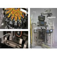 Quality High Speed Automatic Pouch Packing Machine For Powder / Granule Touch Screen for sale