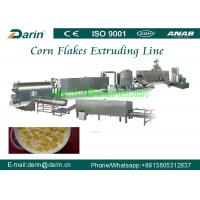 Quality Economical cereals Corn Flakes Machine / rice flakes making machine for sale