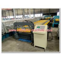 Quality Metra Aluminum Roofing Sheet Corrugation Machine with 5 Tons Decoiler, Automatic Cutting Equipment for sale