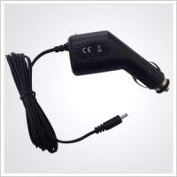 Quality Black 12W Mobile Phone USB Car Chargers DC 12V - 24V For iPhone 5 Charging for sale