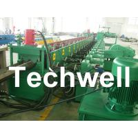 Quality Forming Speed 10 - 12m/min W Beam Guardrail Forming Machine for Crash Barrier TW-W312 for sale