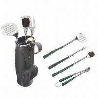 Quality Barbecue Tool Set, Includes 22.5-inch Fork for sale