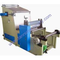 Quality Aluminum Foil Automatic Die Cutting Machine , Automatic Paper Cutting Machine for sale